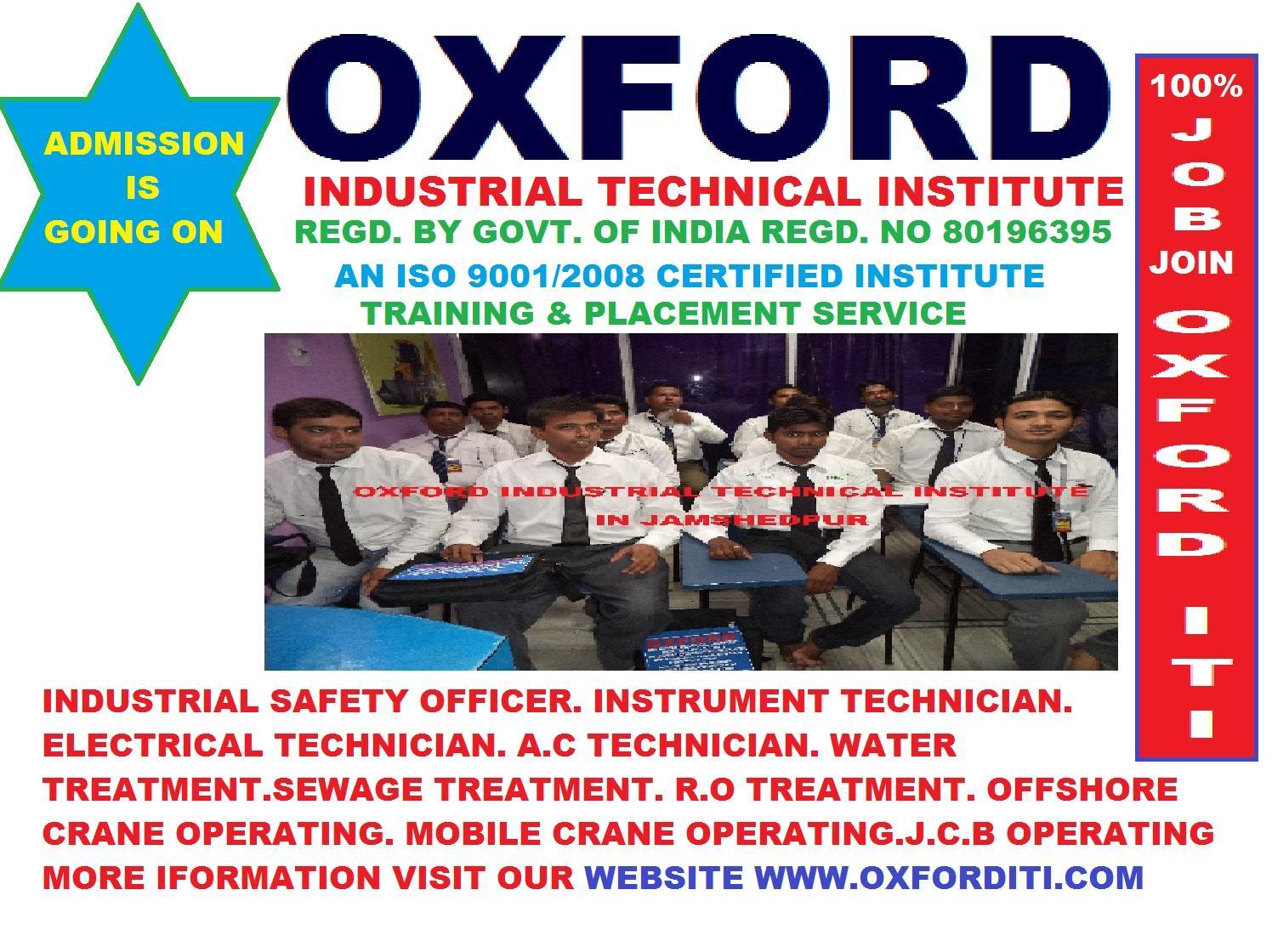 Oxford ITI Technical Institute